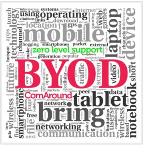 Read more about the article L'ADN Numérique® : un argument pour le développement du BYOD ?