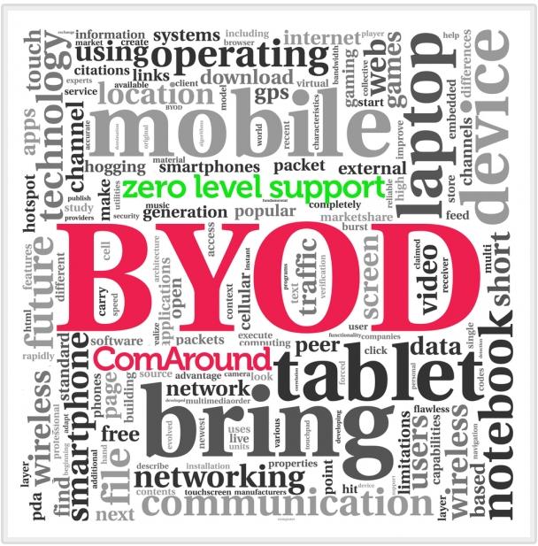 Read more about the article BYOD ou COPE : un dilemme pour la DSI ?