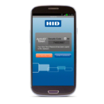 Exemple de soft token sur un téléphone Android