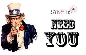 SYNETIS recrute!