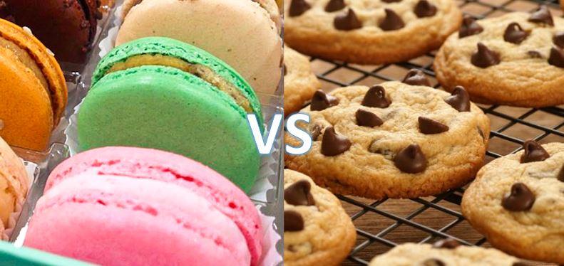 Read more about the article La cuisine à la Google : Macarons versus Cookies !