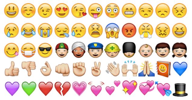 Alternative aux traditionnels mots de passe : les Emojis !