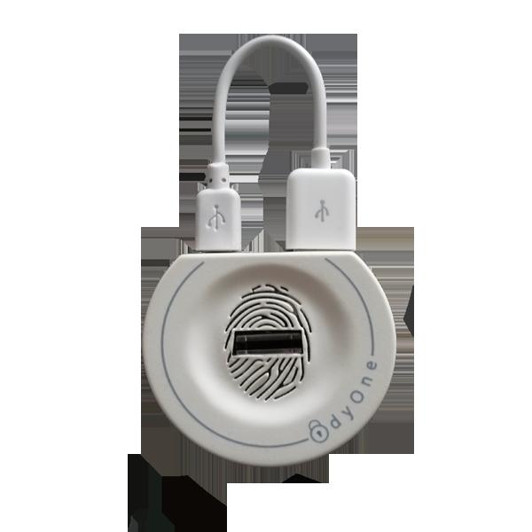 OdyOne : le coffre-fort à mot de passe physique et biométrique