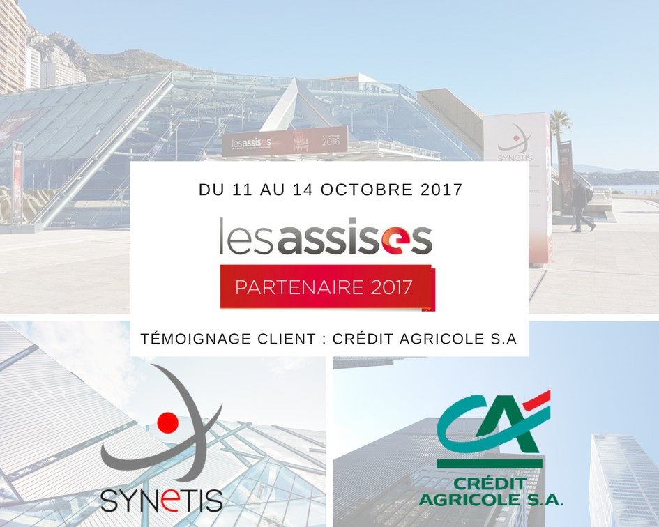Read more about the article SYNETIS avec le Crédit Agricole aux Assises de la Sécurité