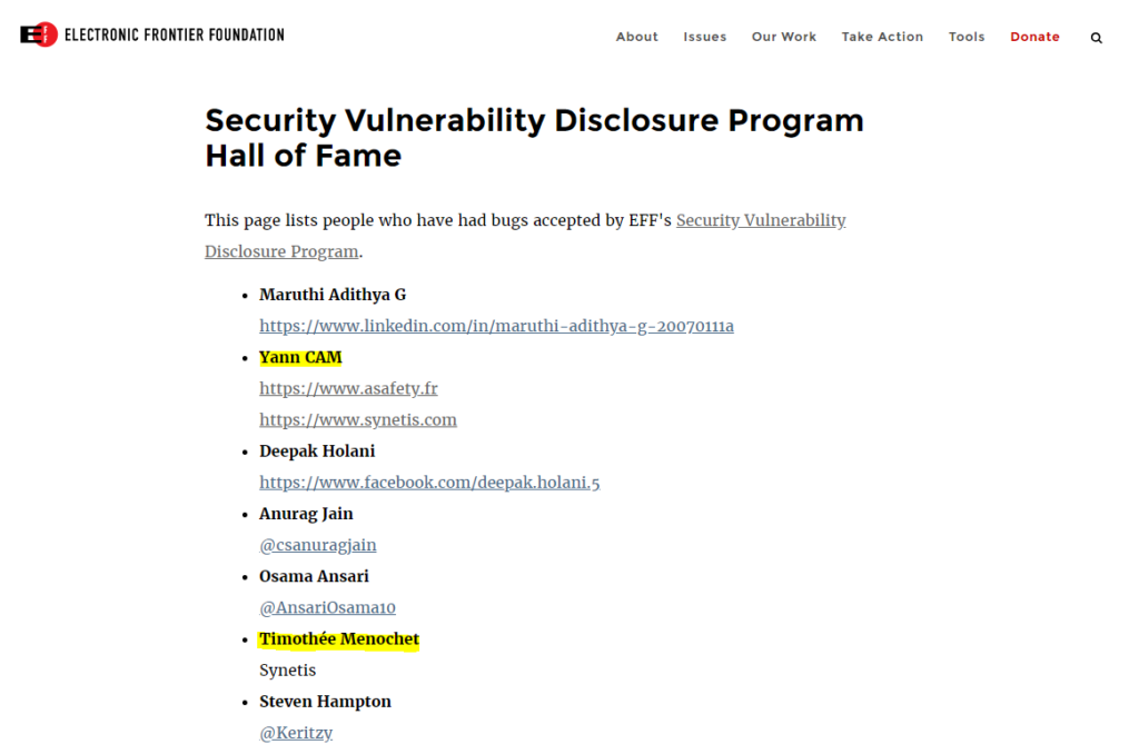 eff.org hall-of-fame