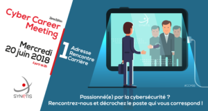 CYBER CAREER MEETING – 2e EDITION