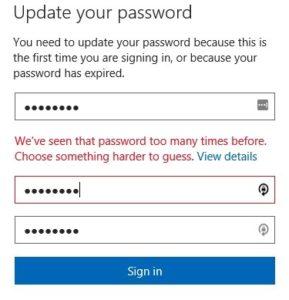 Active Directory : On peut désormais interdire une liste de 500 mots de passe les plus courants