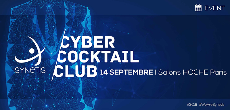 Read more about the article Cyber Cocktail Club – 14/09/2018