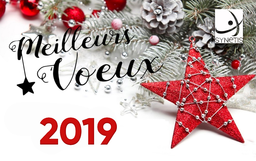 Read more about the article Meilleurs voeux 2019