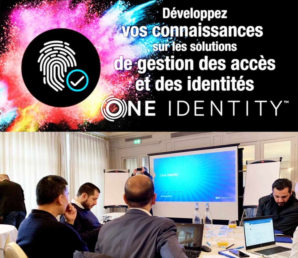 Read more about the article Matinée One Identity – Exclusive Network France