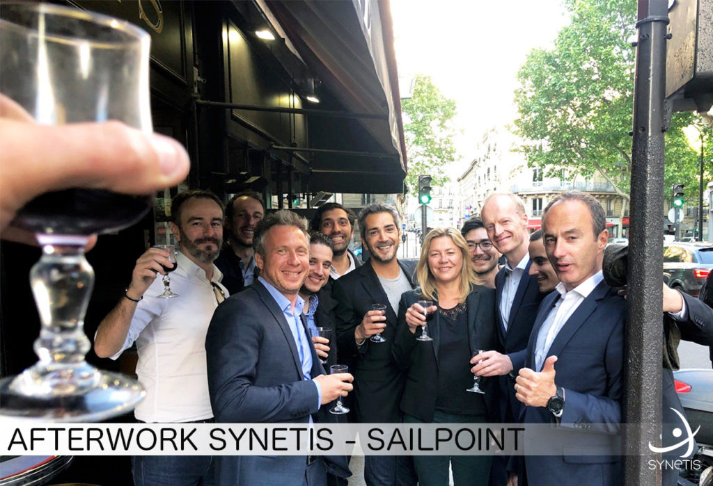 Read more about the article Afterwork Synetis/Sailpoint