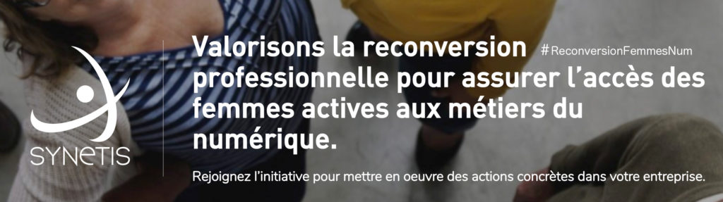 Read more about the article Pour un monde digital plus féminin