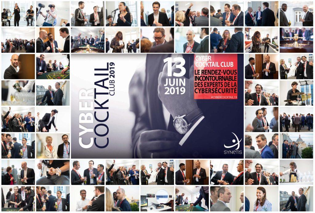 Read more about the article Cyber Cocktail Club 2019 : Un événement sous le signe du partage et de la convivialité.