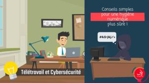 Télétravail & Cybersécurité #1