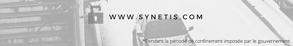 Synetis en télétravail