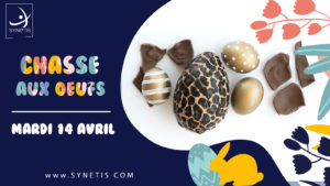 Chasse aux oeufs 2020