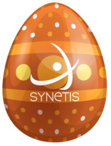 oeuf Synetis orange