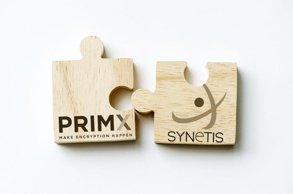 Read more about the article Synetis reconnu premier partenaire PRIM'X 2019