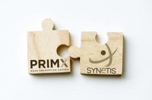Synetis reconnu premier partenaire PRIM'X 2019