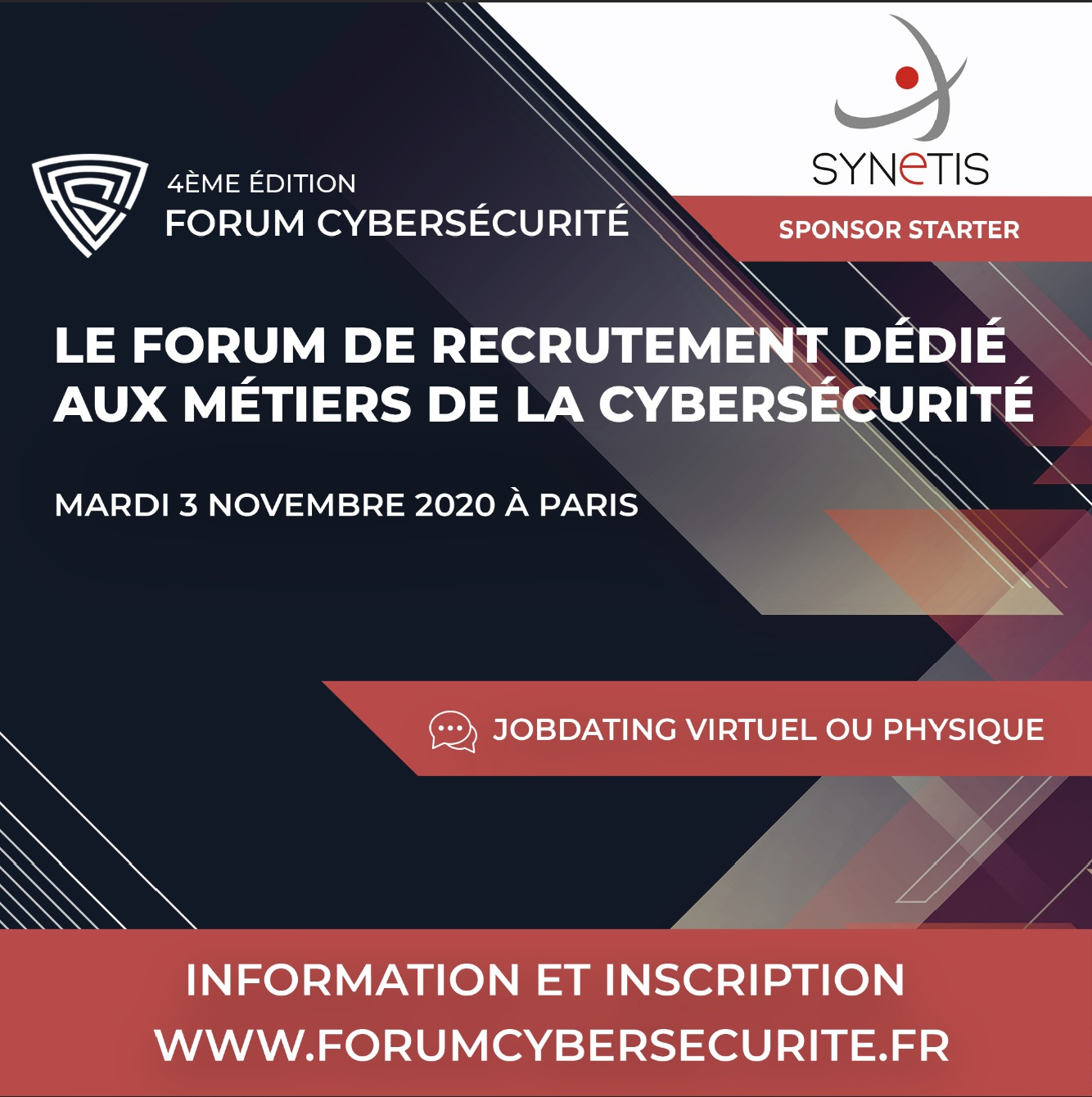 Forum Paris Cyberjob
