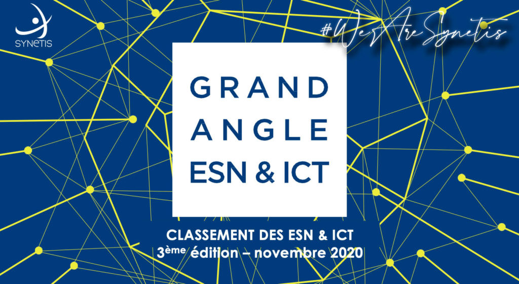 Read more about the article Classement 2020 ESN Grand Angle.