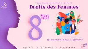 Read more about the article Journée Internationale des droits des femmes