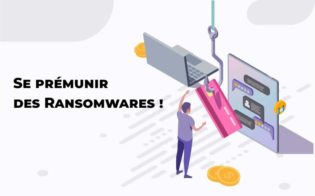 Se prémunir contre les attaques ransomwares