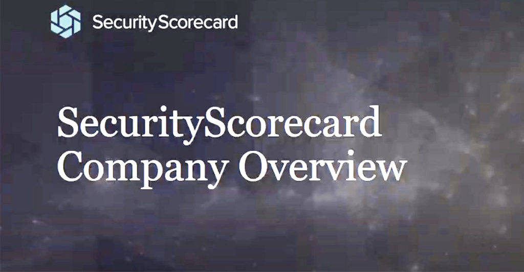 Read more about the article Introduction à SecurityScoreCard